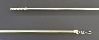 Brass Wand 750mm